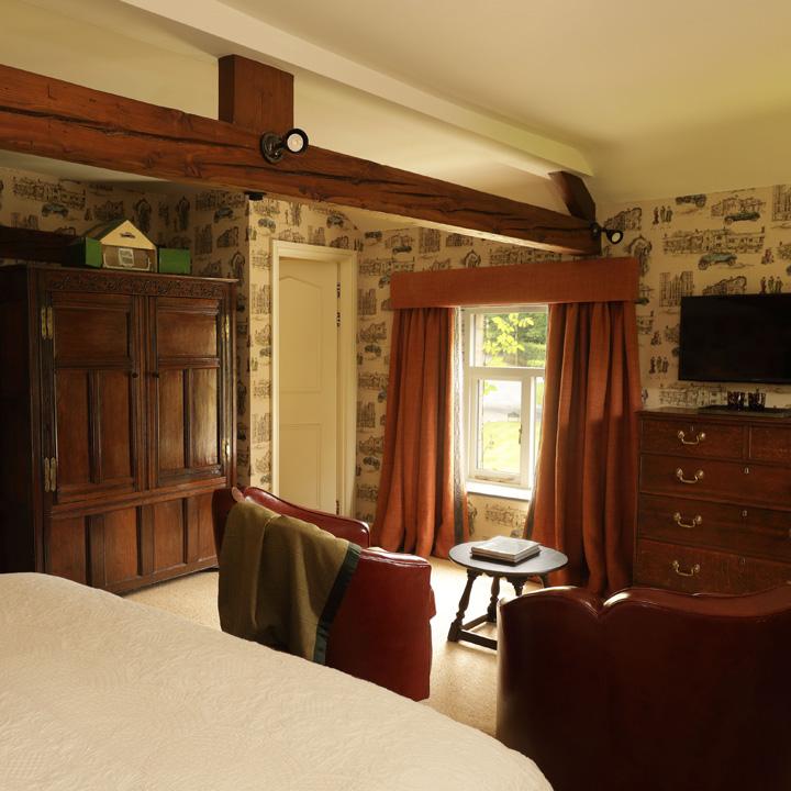 Jowett bedroom