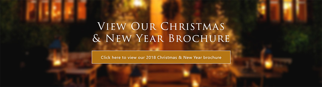 Christmas New Years Brochure