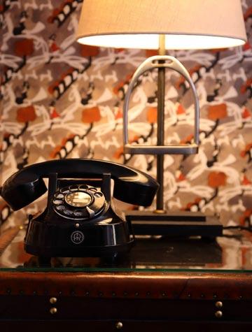 Vixen telephone
