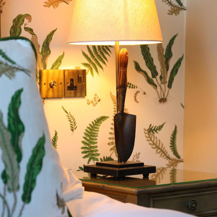 Garden suite lamp
