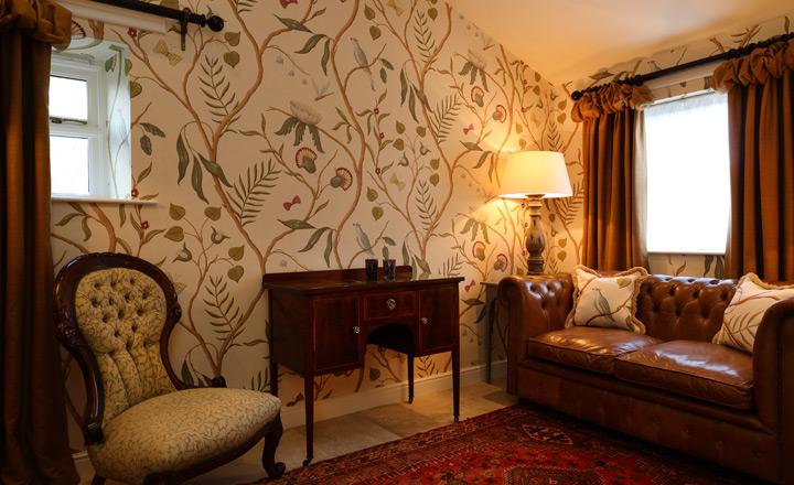 Whernside sitting room