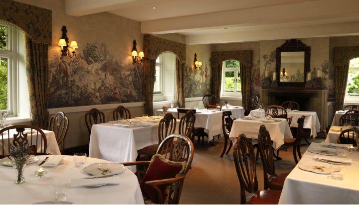 The Yorke Arms Restaurant